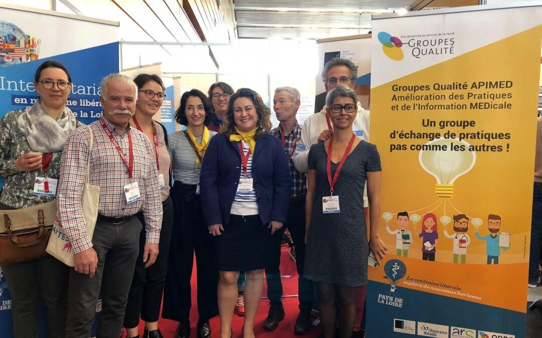APIMED-PL au congrès national CNGE à Nantes