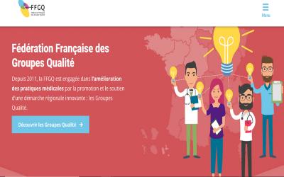Le nouveau site Internet de La Fédération Française des Groupes Qualité (FFGQ)